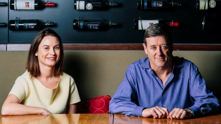 Lion's talent director, Alicia Purtell, and people and culture director, Bob Barbour, believe that an authentic approach to leadership has been pivotal to the long-term success of the company