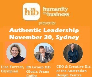 Authentic leadership: Humanity in Business