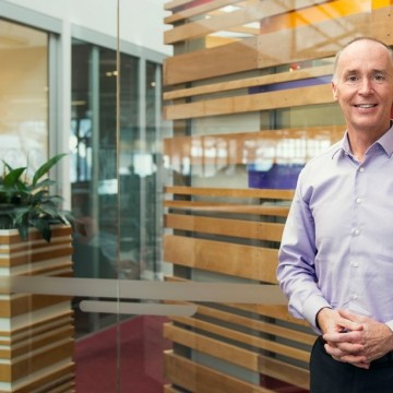 Mike Bennetts, CEO of Z Energy, says a strong focus on alignment between strategy and culture has been critical to success