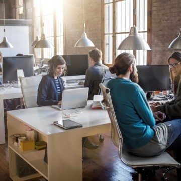 Successfully boosting productivity and performance through shifting to an agile or activity-based working (ABW) environment depends on three key factors