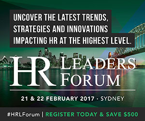 HR Leaders Forum
