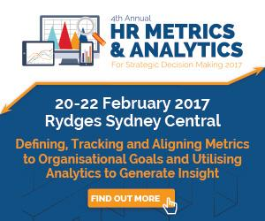 IQPC HR Metrics and Analytics 2017