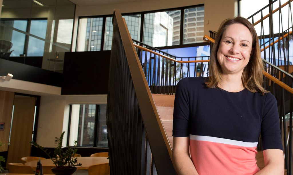 DEXUS Property Group's executive GM of people and property services, Deborah Coakley, helps realise business value in a number of ways