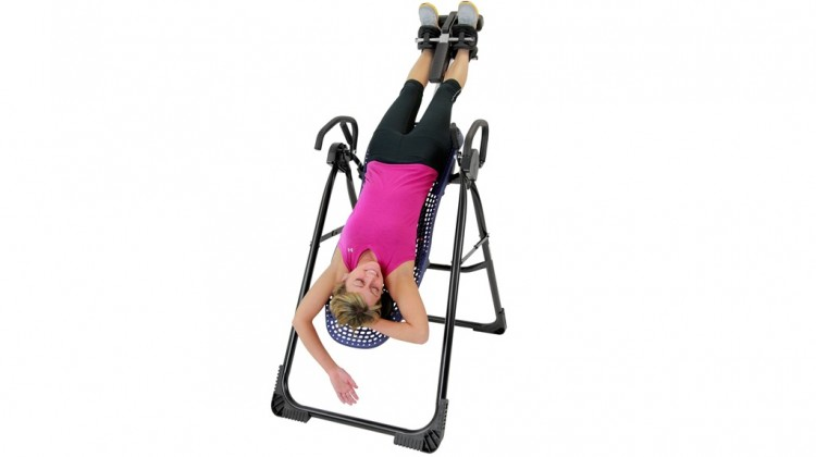 One of the best inversion tables on the market is the Teeter Hang Ups EP-950