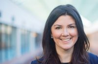 Katie Burke, chief people officer for HubSpot