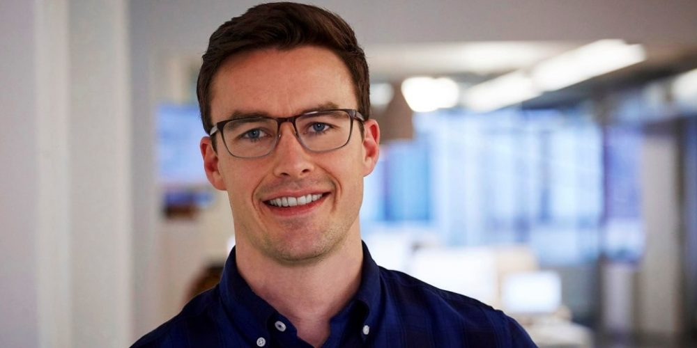An employee-led approach to performance reviews has been critical to the talent management success of The Receipt Bank Group, according to its head of HR Andrew Connolly
